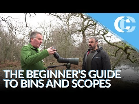 The Total Beginner's Guide To Binoculars, Scopes And Digiscoping