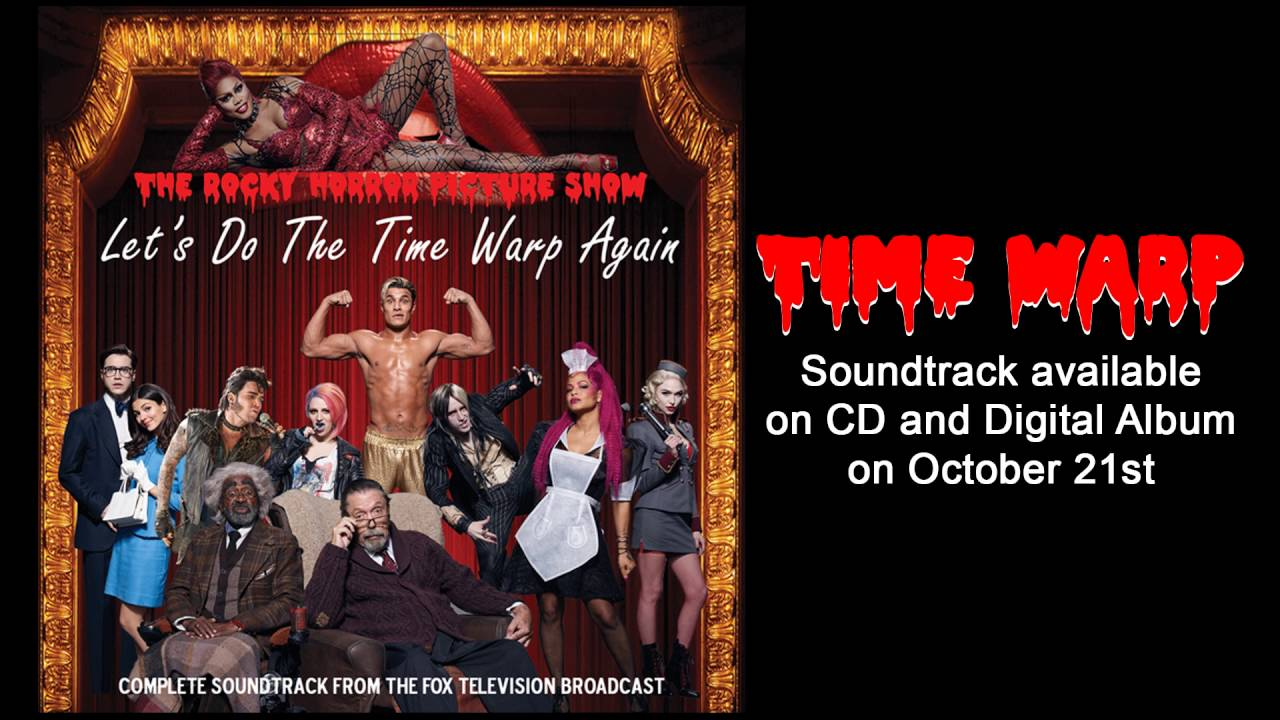 time warp  from the rocky horror picture show soundtrack