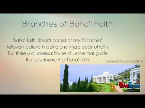Baha'i Faith by Claire Shuey