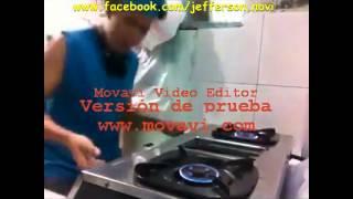 MEZCLANDO EN VIVO DJ FUEGO