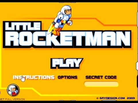 how to play rocket man
