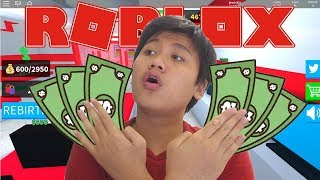 The money Buy what ya yummy...? -Roblox Indonesia