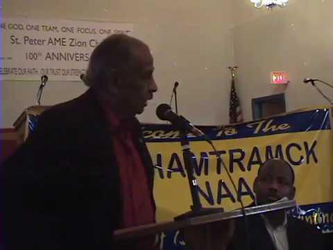 HAMTRAMCK NAACP HATE CRIMES FORUM AUG 2009
