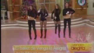 Mariana Y El Ballet De Venga La Alegria - We No Speak Americano