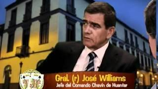 José Williams: 15 años de la Operación Chavín de Huantar (parte 3)