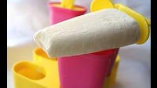 как сделать мороженое без сахара