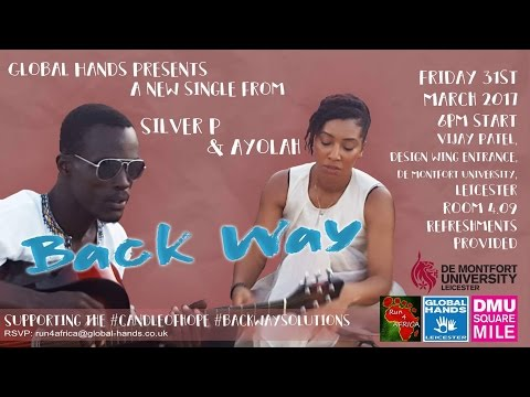 SILVER P and AYOLAH HANLEY OFFICIAL MUSIC VIDEO BACKWAY final