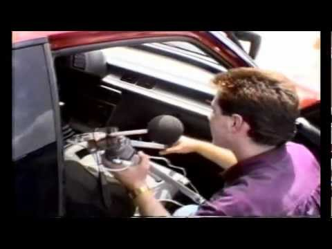 Bass and Car Audio Competition from the 90s.