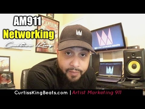 Rapper Marketing 911 - How To Network In The Music Industry