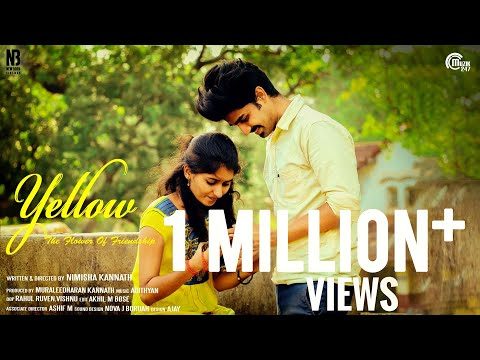 Yellow - The Flower Of Friendship | Malayalam Short Film With English Subtitles| Nimisha Kannath |HD