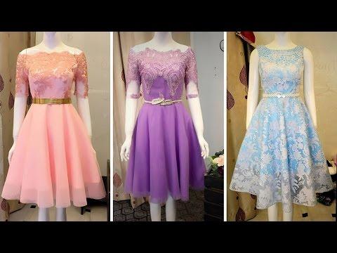 Tuyển Chọn Váy Đầm Đẹp Dự Tiệc Cưới Sang Trọng 2016