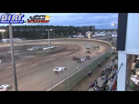 North Central Speedway 5 10 14 WISSOTA Midwest Modified Races