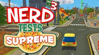 Nerd³ Tests... Supreme: Pizza Empire - Saucy