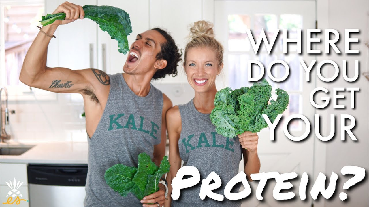 whole foods plant based diet protein