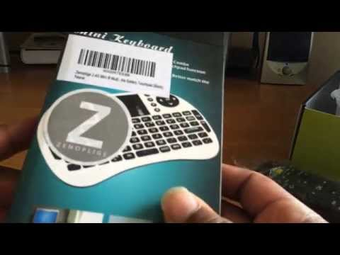 Mini Keyboard For(Android TV Box)