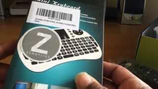 Mini Keyboard for Kodi/XBMC (Android TV Box)