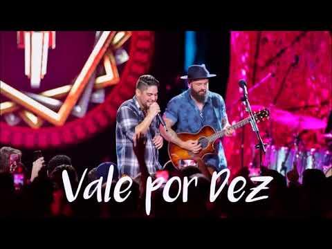 Jorge e Mateus Vale por Dez DVD Terra sem CEP 2018 1