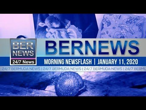 Bermuda Newsflash For Saturday, January 11, 2020