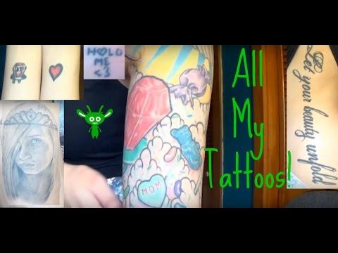 Tattoo Tag! Tattoo Tour!