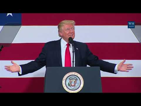 President Trump Participates in a Tax Reform Kickoff Event