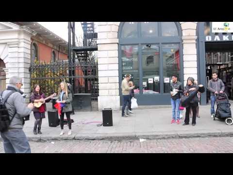 Creative Protest - Venezuelans in London