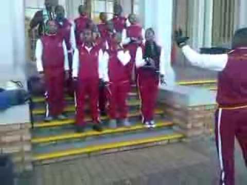 Mangosuthu Dance Team Getting Crazy ahead of the USSA 2013 Championships