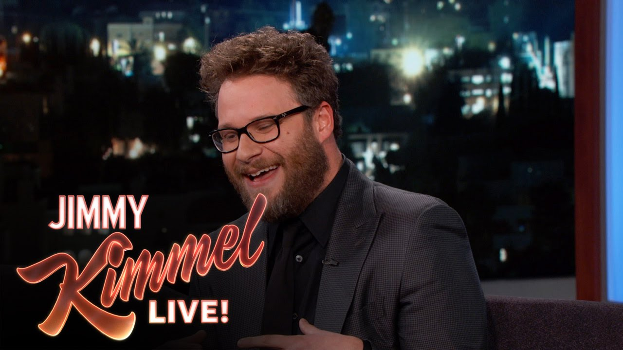 Seth Rogen Got So High He Ended Up in Paris