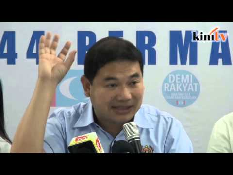 Rafizi offers quick fix for top-up GST fiasco