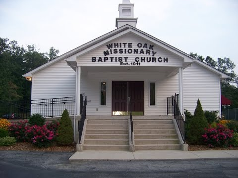 White Oak Missionary Baptist Church 8/02/15 Morning Service
