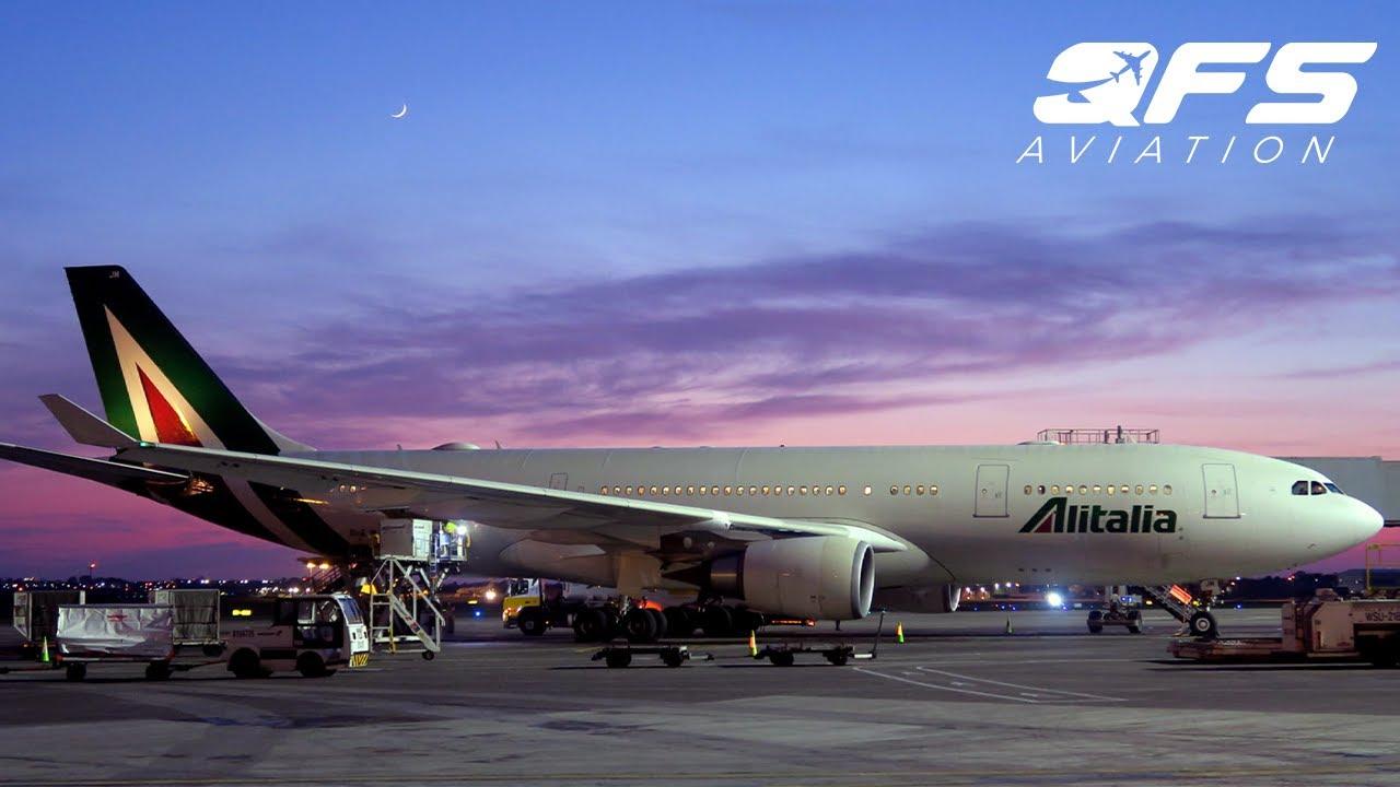 Обои a-330, Самолёт, Alitalia, airbus. Авиация foto 12