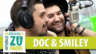 DOC & Smiley - Pierdut buletin (Live la Radio ZU)