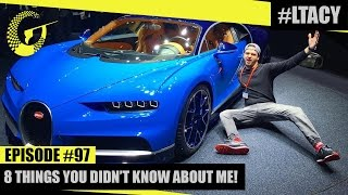8 things you didn t know about me ltacy episode 97