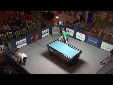 2018 IPA Tour 1 – Welsh Open Day 1