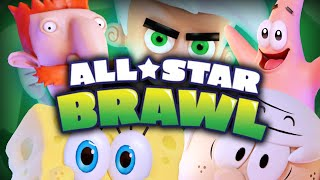 Nick All-Star Brawl is More Serious Than We Thought