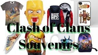 Clash of Clans сувеніри / іграшки Clash of Clans