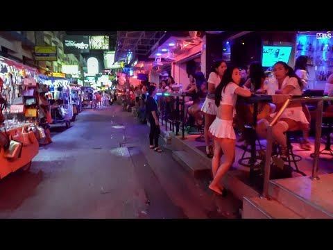 Soi 6 & Walking Street Pattaya Nightlife