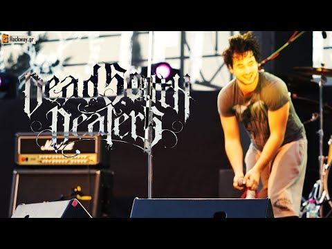 "DEAD SOUTH DEALERS ""EXILE"" live (1/9/2018) Inofita (4K)"