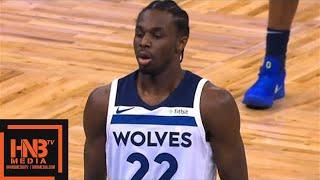 Minnesota Timberwolves vs Orlando Magic 1st Qtr Highlights / Jan 16 / 2017-18 NBA Season thumbnail