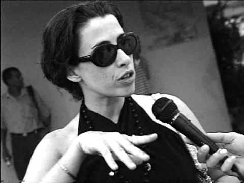 Fernanda Torres 22-08-1999, entrevista com Francisco Chagas no Over Fashion