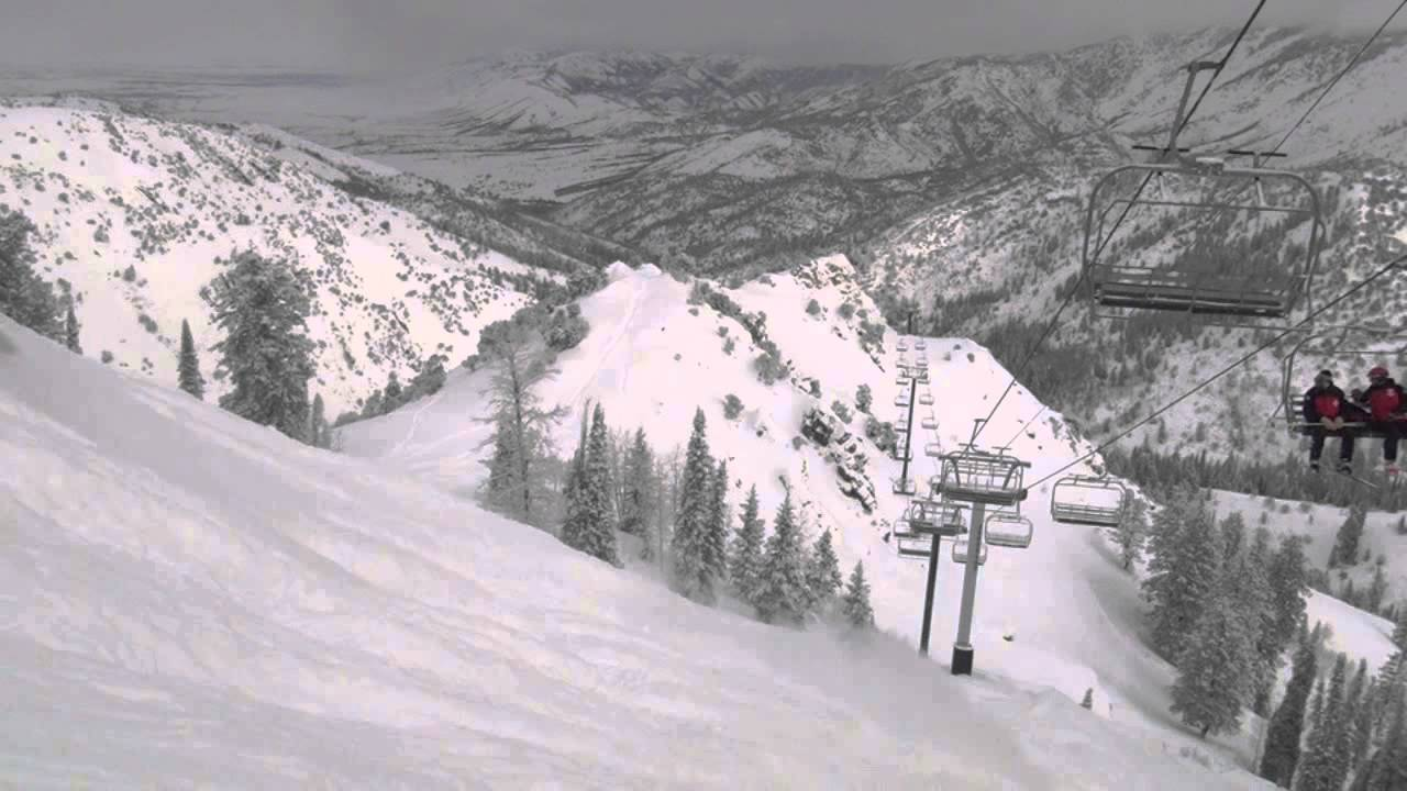 powder mountain - steep and deep - youtube