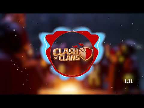 Clash Of Clans Theme Song Remixed | CoC Trap Remix (EDM Clash Song)