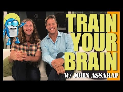 How To Teach And Train Your Brain To Get What You Want?  With John Assaraf Law of Attraction
