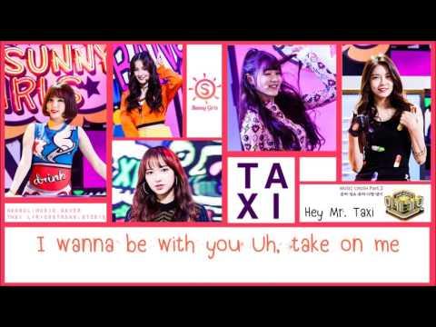 [Karaoke/Thaisub] Sunny Girls(써니걸스) - Taxi