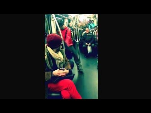Paris Metro #Michaeljackson