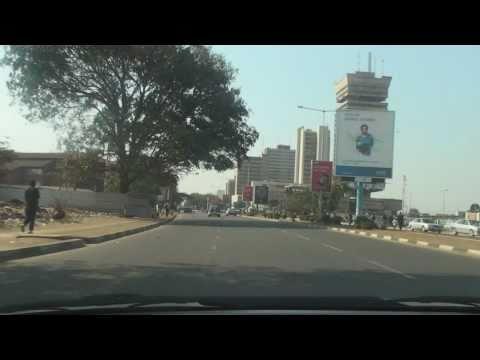 Cairo Road Lusaka Zambia