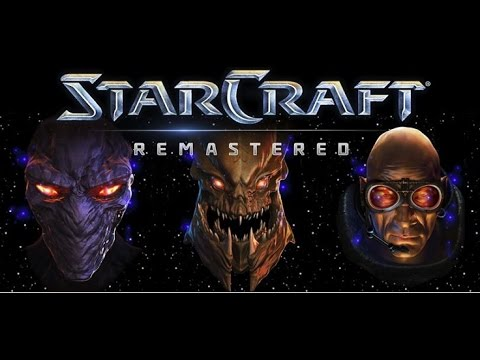 Reaccion a STARCRAFT REMASTERED