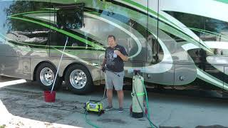 How to keep your RV, Boat, Truck, Car looking like new. You have to see it to believe it.