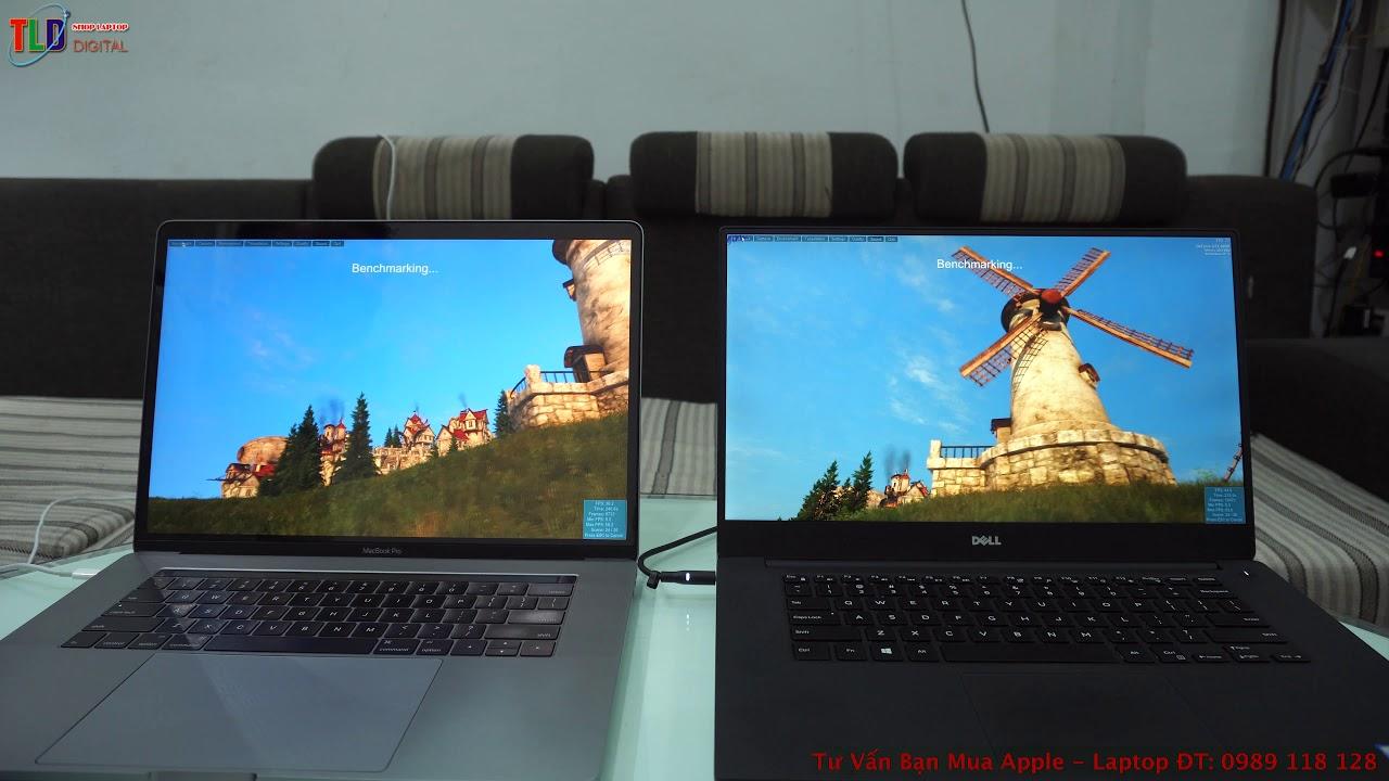 So Sánh Khả Năng Xử Lý Đồ Hoạ Giữa Laptop Chạy Windows  Và Macbook Apple Máy Nào Tốt Hơn ?