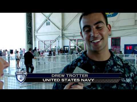 Cowboys meet military at Point Mugu Naval Base