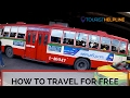 BANGKOK FREE BUS : Travel anywhere without Money : Do as the locals do